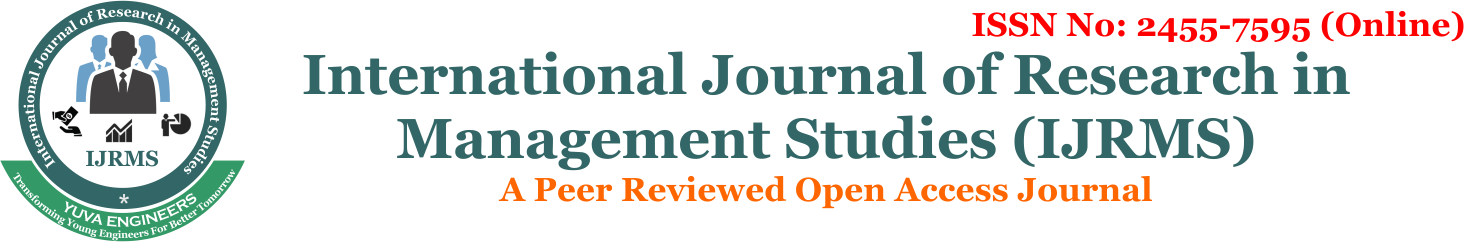 International Journal of Research in Management Studies